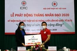 Sanofi Việt Nam quyên góp 1,3 tỷ đồng hỗ trợ ĐBSCL bị ảnh hưởng ngập mặn và dịch COVID-19