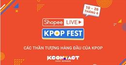 Shopee hợp tác cùng CJ ENM mang đến chương trình lễ hội văn hóa Hàn Quốc