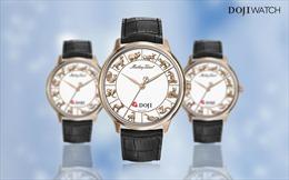 DOJI Watch tung khuyến mại sốc: Mua đồng hồ nhận ngay 1 chỉ vàng