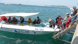 Đảm bảo an toàn giao thông đường thủy trong mùa du lịch biển