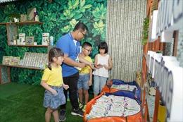 Tiếp tục triển khai chương trình tái chế học đường