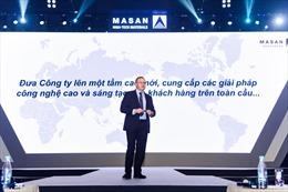 Masan Tài Nguyên trở thành Công ty cổ phần vật liệu công nghệ cao Masan