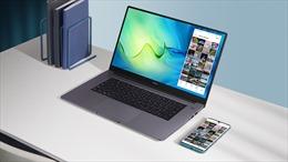 Huawei ra mắt Laptop Matebook D 15 với hàng loạt tính năng mới
