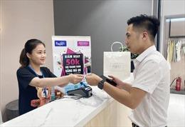Ví điện tử Moca trên ứng dụng Grab, ZaloPay siêu khuyến mại tại AEON MALL Hà Đông
