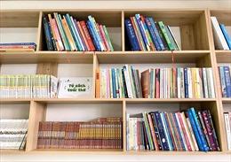 Tập đoàn Đất Xanh trao tặng Tủ sách Tuổi Thơ cho cư dân
