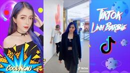 Nhà sáng tạo nội dung TikTok- Linh Barbie: Đạt mốc 10 triệu followers