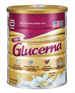 Glucerna công thức cải tiến mới của Abbott giúp kiểm soát đường huyết tốt hơn