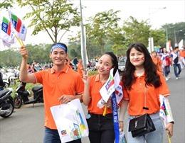 Chương trình đi bộ từ thiện Lawrence S.Ting lần 16 – 2021