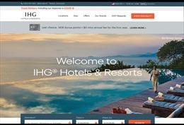 IHG Hotels & Resorts với nhiều lựa chọn cho du khách