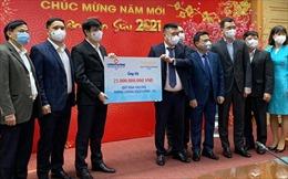 LienVietPostBank và ThaiHolding trao tặng 21 tỷ đồng cho quỹ mua vaccine của Bộ Y tế