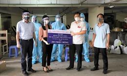 Tổng Công ty Phát điện 3 tiếp sức cho tuyến đầu phòng chống dịch COVID-19