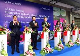 Chubb Life Việt Nam khai trương văn phòng thứ hai tại Cai Lậy