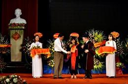 Trường Đại học Tân Trào khai giảng năm học mới