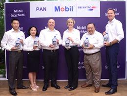 ExxonMobil ra mắt dầu nhớt Mobil Super Moto
