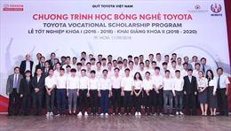 """Khai giảng khóa 2 chương trình """"Học bổng Dạy nghề Toyota"""""""