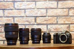Canon ra mắt máy ảnh không gương lật EOS R