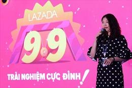 Lazmall kênh mua sắm mới của Lazada