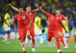 World Cup 2018: Thắng trên loạt sút luân lưu, Anh tiến bước vào tứ kết