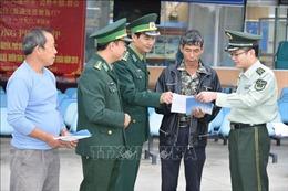 Phối hợp tuyên truyền pháp luật cho nhân dân hai bên biên giới Việt Nam-Trung Quốc