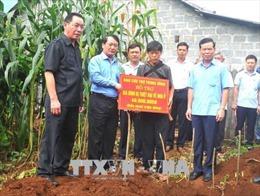Hỗ trợ bà con bị thiệt hại nặng nề do mưa lũ tại tỉnh Hà Giang