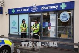 Có chất độc Novichok trong vụ nghi đầu độc gần Salisbury, Anh