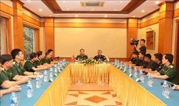Tăng cường giao lưu sĩ quan trẻ Việt Nam - Ấn Độ