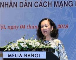 Công tác dân vận góp phần xây dựng đường biên giới Việt Nam - Lào hòa bình, hữu nghị
