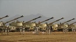 Thụy Sĩ tạm ngừng xuất khẩu vũ khí sang Saudi Arabia