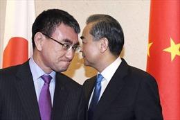 Nhật Bản và Trung Quốc bất đồng trong vấn đề Biển Hoa Đông