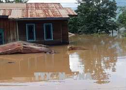 Lào phối hợp với Hàn Quốc, Thái Lan điều tra nguyên nhân sự cố vỡ đập