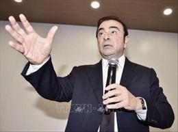 Mitsubishi cách chức Chủ tịch Carlos Ghosn