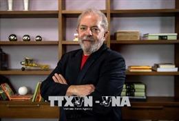 Ông Lula da Silva được đề cử chạy đua chức tổng thống Brazil dù đang chấp hành án tù