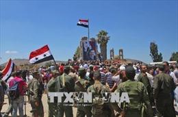 Quân đội Syria giải phóng nhiều tỉnh miền Nam