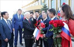 Gìn giữ và phát huy quan hệ tốt đẹp Việt Nam - Nga