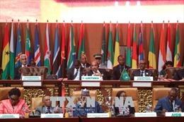 AU đạt được đồng thuận về chống tham nhũng và thúc đẩy thương mại