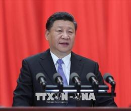 Chủ tịch Trung Quốc đến Senegal, khởi động chuyến công du châu Phi