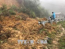Nhiều thôn, bản khu vực miền núi Thanh Hóa bị ảnh hưởng, cô lập do mưa lũ