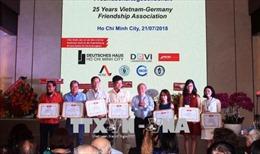 Tăng cường sự hiểu biết, tình hữu nghị giữa nhân dân Việt Nam và Đức