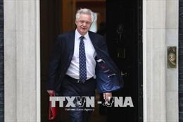 Một bộ trưởng Anh từ chức