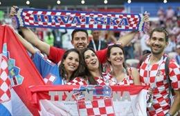 Lãnh đạo Croatia hân hoan sau chiến thắng lịch sử của đội nhà