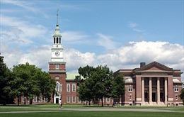 Thêm một vụ nổ súng tại Đại học Dartmouth của Mỹ