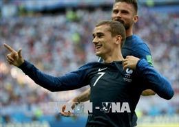 World Cup 2018: Griezmann đối đầu với 'những người bạn' Uruguay