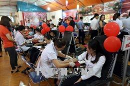 Tôn vinh cá nhân tiêu biểu trong phong trào 'Hiến máu nhân đạo'
