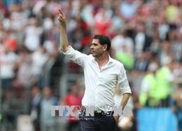 Huấn luyện viên Hierro chia tay đội tuyển Tây Ban Nha