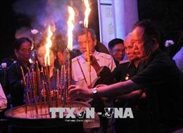 Sinh hoạt truyền thống Cựu thanh niên xung phong tại Trung ương Cục miền Nam