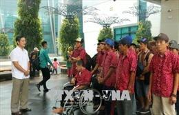 Indonesia trao trả 42 ngư dân Việt Nam