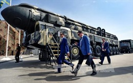 Nga phát triển vũ khí mới sau Hiệp ước ABM