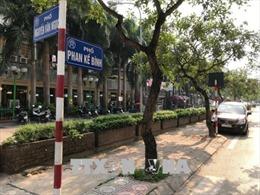 Hà Nội: Về việc xử lý vi phạm tại dự án mương Phan Kế Bính và mương Nghĩa Đô