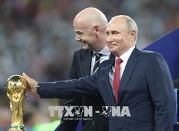 World Cup 2018: Nga 'xử gọn' 25 triệu vụ tấn công mạng