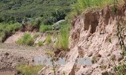 Sớm ổn định cuộc sống của người dân vùng sạt lở ở Đắk Lắk
